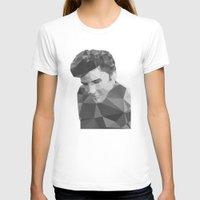 elvis presley T-shirts featuring Elvis Presley - Digital Triangulation by ElvisTR