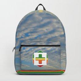 Cirrusly Stratus Waves Backpack