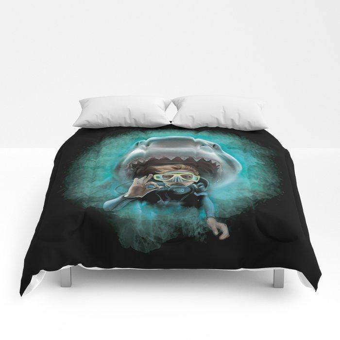 Shark! Comforters