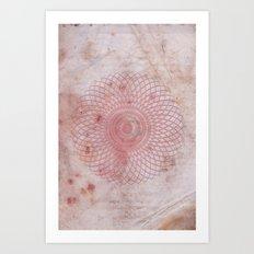 Geometrical 009 Art Print