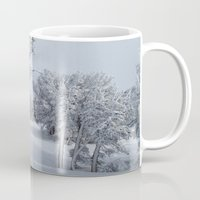 snow Mugs featuring Snow by Chris Root