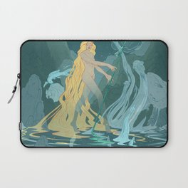 Nymph of the river Laptop Sleeve
