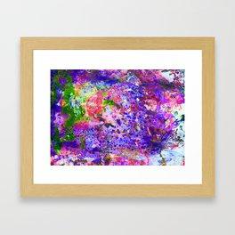 Trippy Views Framed Art Print