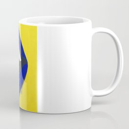 Blue Attitude Coffee Mug
