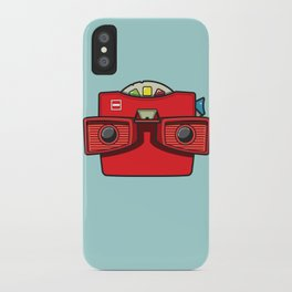 #42 Viewmaster iPhone Case