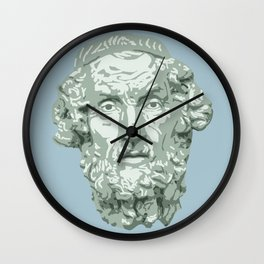 Homer Wall Clock