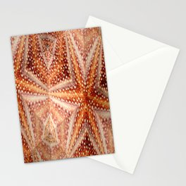 Urchin Mosaic Stationery Cards
