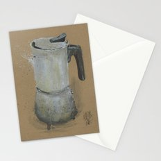 Moka Pot -  These are the things I use to define myself Stationery Cards