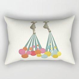 Soapsuds Rectangular Pillow