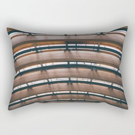 Beams Rectangular Pillow