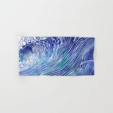 Pacific Waves Hand & Bath Towel