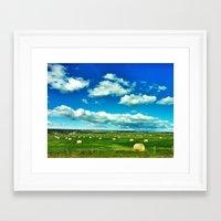 canada Framed Art Prints featuring Canada by Judith Altman