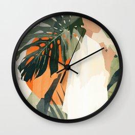 Jungle 3 Wall Clock