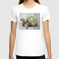 tortoise T-shirts featuring Tortoise by aceta