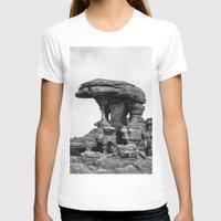 conan T-shirts featuring Rock by Julio O. Herrmann