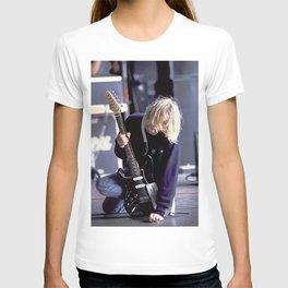 KurtCobain Guitar Poster, Kurt#Cobain T-shirt