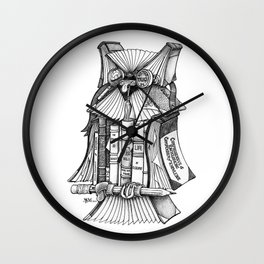 Check it out! Wall Clock
