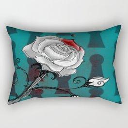 Bloody Alice Rectangular Pillow