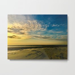Beach One Metal Print