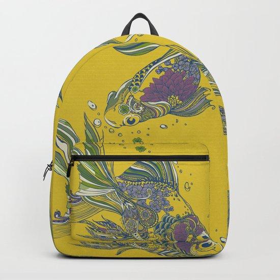 Blooming in Deep Backpack