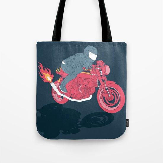 flat Tote Bag