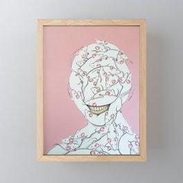The Distractor Framed Mini Art Print