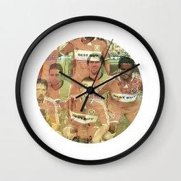 La Liga Wall Clock