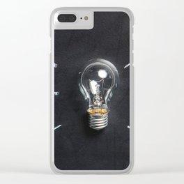 Idea Clear iPhone Case