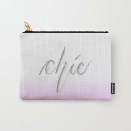 The Chic Carry-All Pouch