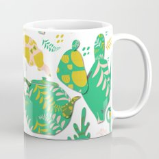 Romance of the teapot Mug