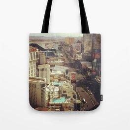 Strip Tote Bag