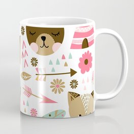 Camping with friends Coffee Mug