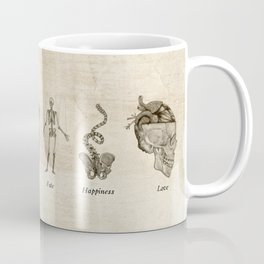 Anatomy lessons Coffee Mug
