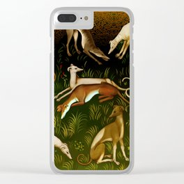 Sighthounds Clear iPhone Case