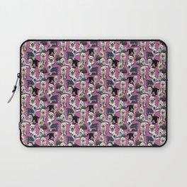 The Old English Sheepdog Pink Laptop Sleeve