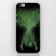CircuiTree iPhone & iPod Skin