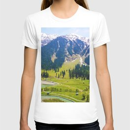 Kashmir #society6 #decor #photography T-shirt