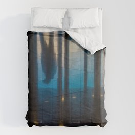Entrance Reflection Comforters