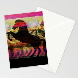 Stampede Stationery Cards