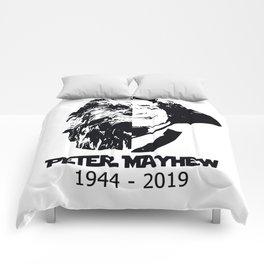 peter mayhew Comforters