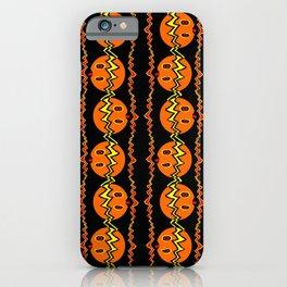 Pumpkin 04 iPhone Case