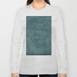 Green Ocean - Solid color accessories and Fashion Long Sleeve T-shirt
