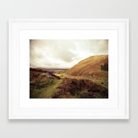 ireland Framed Art Prints featuring Ireland. by Ashley Jensen