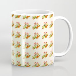 Dotted with flowers Coffee Mug