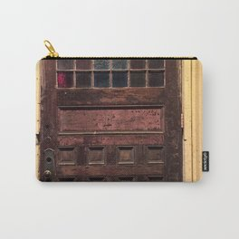 Old door in Cali Carry-All Pouch