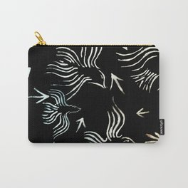 Through the air Carry-All Pouch