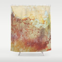 """""""Off the wall"""" Shower Curtain"""