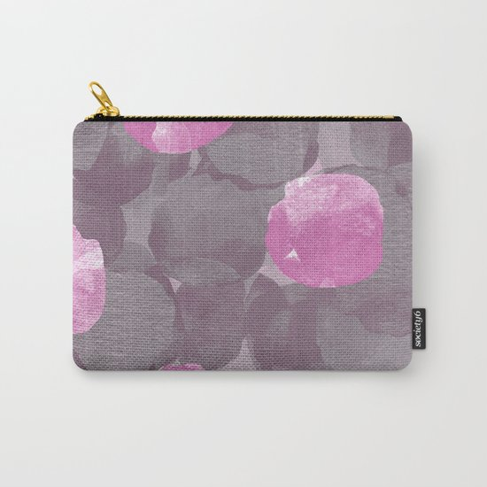 Abstract Peonies Carry-All Pouch