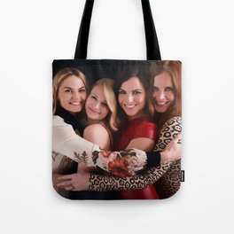 THE LADIES OF ONCE UPON A TIME / SDCC 2016 Tote Bag