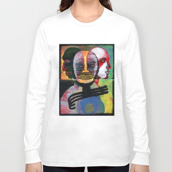 HOY ES EL 4 DE iii DE MCMXCVI Long Sleeve T-shirt